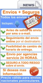 Envios m&aacute;s seguros !!